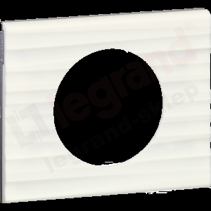 CELIANE RAMKA CORIAN BIAŁY ŻŁOBKOWANY X1 (069011)