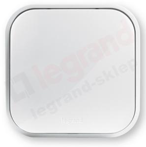 Forix Łącznik jednobiegunowy IP20 biały (782400)